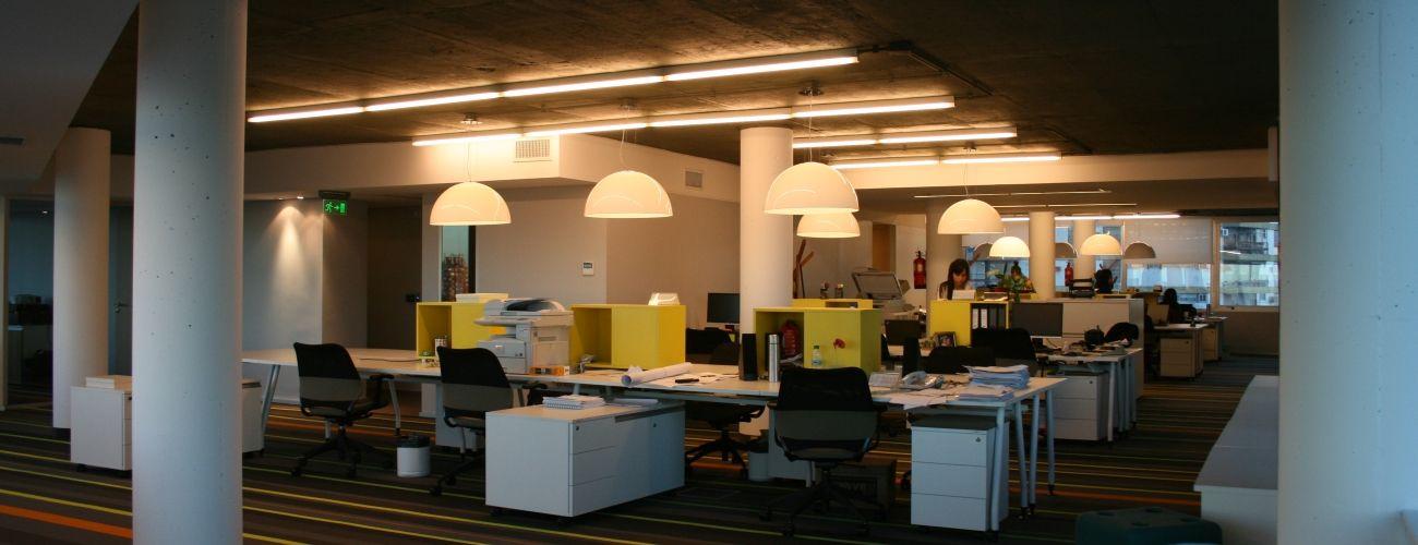 Oficinas Draft fcb
