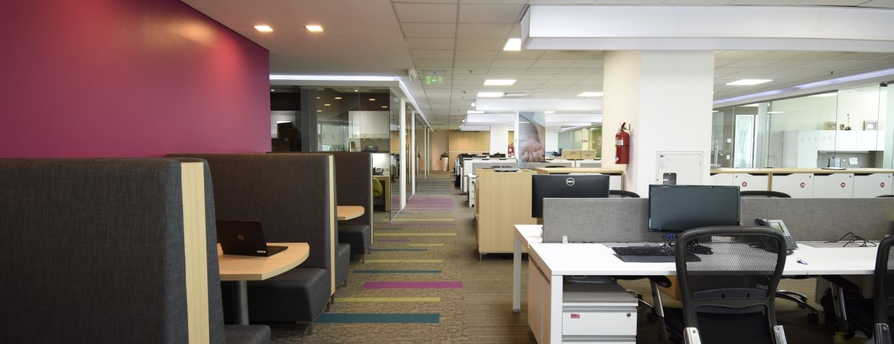 Oficinas Mead Johnson Argentina