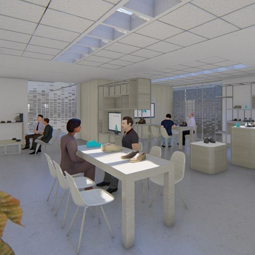 showroom fabrica