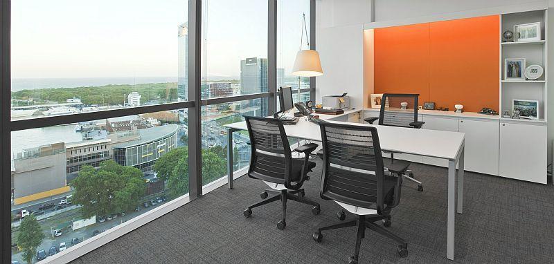 oficina gerente corporativo