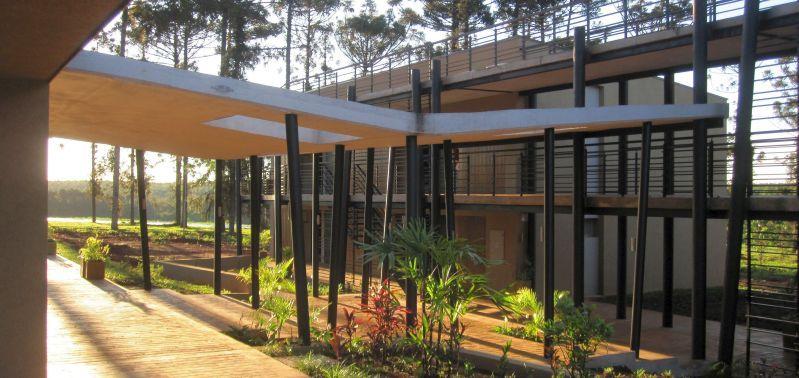 Hotel corporativo Arauco